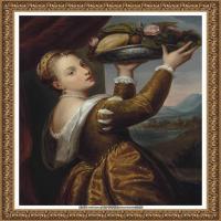 意大利画家提香韦切利奥Tiziano Vecellio西方油画之父提香大师作品高清图片威尼斯画派 (35)