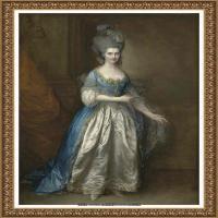 英国画家托马斯庚斯博罗Thomas Gainsborough肖像画家及风景图片 (81)