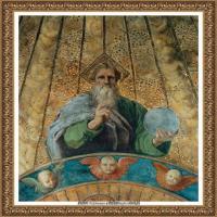意大利杰出的画家拉斐尔Raphael神将治愈God has healed油画作品高清大图 (70)