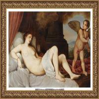 意大利画家提香韦切利奥Tiziano Vecellio西方油画之父提香大师作品高清图片威尼斯画派 (110)