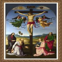 意大利杰出的画家拉斐尔Raphael神将治愈God has healed油画作品高清大图 (85)