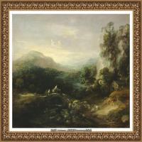 英国画家托马斯庚斯博罗Thomas Gainsborough肖像画家及风景图片 (6)