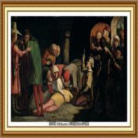 十九世纪英国画家约翰埃弗里特米莱斯John Everett Millais拉斐尔前派画家 (15)