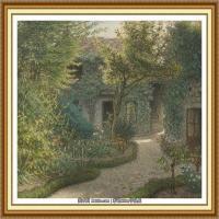 19世纪法国巴比松派画家让弗朗索瓦米勒Jean Francois Millet绘画作品集现实主义画家米勒 (23)