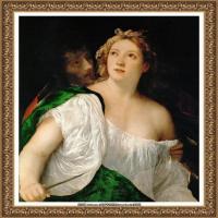 意大利画家提香韦切利奥Tiziano Vecellio西方油画之父提香大师作品高清图片威尼斯画派 (7)