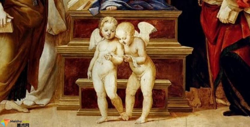 意大利画家拉斐尔Raphael-油画展(二)