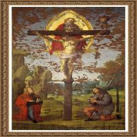 意大利杰出的画家拉斐尔Raphael神将治愈God has healed油画作品高清大图 (45)