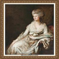 英国画家托马斯庚斯博罗Thomas Gainsborough肖像画家及风景图片 (80)