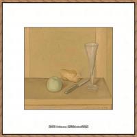 乔治莫兰迪Giorgio Morandi意大利著名的版画家油画家绘画作品集莫兰迪油画作品高清图片 (10)