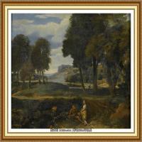 19世纪法国巴比松派画家让弗朗索瓦米勒Jean Francois Millet绘画作品集现实主义画家米勒 (41)
