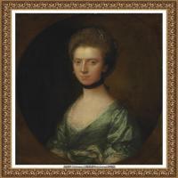 英国画家托马斯庚斯博罗Thomas Gainsborough肖像画家及风景图片 (18)