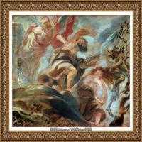 彼得保罗鲁本斯Peter Paul Rubens德国巴洛克画派画家古典油画人物高清图片宗教油画高清大图 (45)