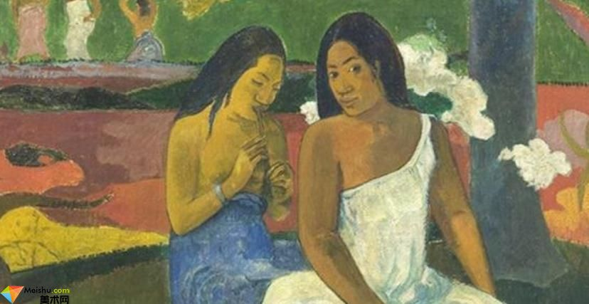 保羅·高更Paul Gauguin-作品展(二)