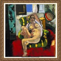 亨利马蒂斯Henri Matisse法国著名野兽派画家绘画作品集油画作品高清大图 (45)