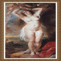 彼得保罗鲁本斯Peter Paul Rubens德国巴洛克画派画家古典油画人物高清图片宗教油画高清大图 (723)
