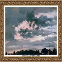 阿道夫门采尔Adolf Menzel德国著名油画家版画家插图画家绘画作品集西方绘画大师经典作品集 (15)