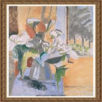 亨利马蒂斯Henri Matisse法国著名野兽派画家绘画作品集油画作品高清大图 (47)