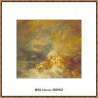 约瑟夫马洛德威廉透纳Joseph Mallord William Turner英国学院派透纳画家西方经典绘画作品集 (1