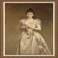 约翰萨金特John Singer Sargent美国肖像画家水彩画家绘画作品集萨金特油画作品 (68)