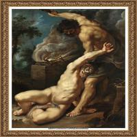 彼得保罗鲁本斯Peter Paul Rubens德国巴洛克画派画家古典油画人物高清图片宗教油画高清大图 (42)