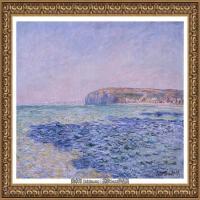 克劳德莫奈Claude Monet法国印象派画家绘画作品集莫奈名画高清图片 (454)