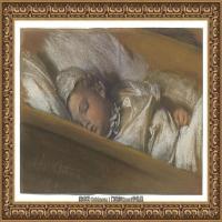 阿道夫门采尔Adolf Menzel德国著名油画家版画家插图画家绘画作品集西方绘画大师经典作品集 (25)