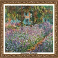 克劳德莫奈Claude Monet法国印象派画家绘画作品集莫奈名画高清图片 (359)