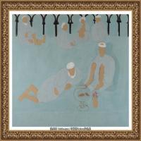 亨利马蒂斯Henri Matisse法国著名野兽派画家绘画作品集油画作品高清大图 (2)