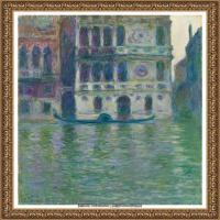 克劳德莫奈Claude Monet法国印象派画家绘画作品集莫奈名画高清图片 (313)