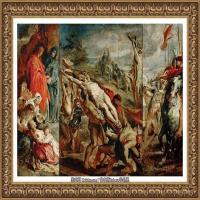 彼得保罗鲁本斯Peter Paul Rubens德国巴洛克画派画家古典油画人物高清图片宗教油画高清大图 (81)