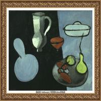 亨利马蒂斯Henri Matisse法国著名野兽派画家绘画作品集油画作品高清大图 (21)