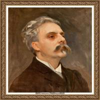 约翰萨金特John Singer Sargent美国肖像画家水彩画家绘画作品集萨金特油画作品 (64)