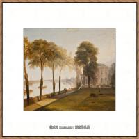 约瑟夫马洛德威廉透纳Joseph Mallord William Turner英国学院派透纳画家西方经典绘画作品集 (2