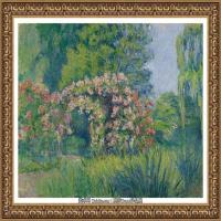 克劳德莫奈Claude Monet法国印象派画家绘画作品集莫奈名画高清图片 (261)
