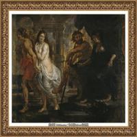 彼得保罗鲁本斯Peter Paul Rubens德国巴洛克画派画家古典油画人物高清图片宗教油画高清大图 (15)