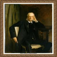 约翰萨金特John Singer Sargent美国肖像画家水彩画家绘画作品集萨金特油画作品 (22)
