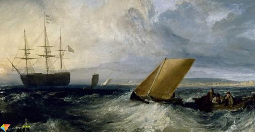 英國畫家透納-油畫展(二)