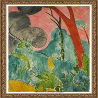 亨利马蒂斯Henri Matisse法国著名野兽派画家绘画作品集油画作品高清大图 (50)