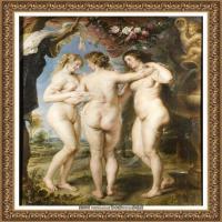 彼得保罗鲁本斯Peter Paul Rubens德国巴洛克画派画家古典油画人物高清图片宗教油画高清大图 (14)