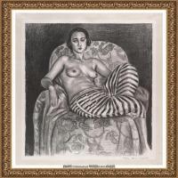 亨利马蒂斯Henri Matisse法国著名野兽派画家绘画作品集油画作品高清大图 (31)