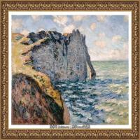 克劳德莫奈Claude Monet法国印象派画家绘画作品集莫奈名画高清图片 (460)