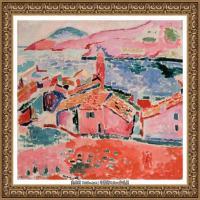 亨利马蒂斯Henri Matisse法国著名野兽派画家绘画作品集油画作品高清大图 (8)