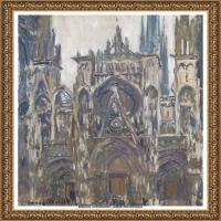 克劳德莫奈Claude Monet法国印象派画家绘画作品集莫奈名画高清图片 (299)