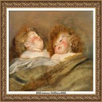 彼得保罗鲁本斯Peter Paul Rubens德国巴洛克画派画家古典油画人物高清图片宗教油画高清大图 (172)