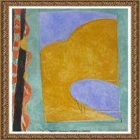 亨利马蒂斯Henri Matisse法国著名野兽派画家绘画作品集油画作品高清大图 (53)