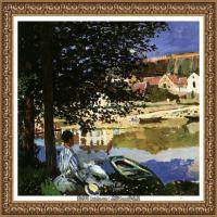 克劳德莫奈Claude Monet法国印象派画家绘画作品集莫奈名画高清图片 (379)