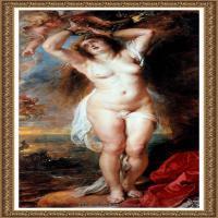 彼得保罗鲁本斯Peter Paul Rubens德国巴洛克画派画家古典油画人物高清图片宗教油画高清大图 (52)