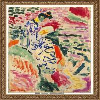 亨利马蒂斯Henri Matisse法国著名野兽派画家绘画作品集油画作品高清大图 (34)