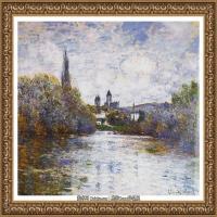 克劳德莫奈Claude Monet法国印象派画家绘画作品集莫奈名画高清图片 (302)