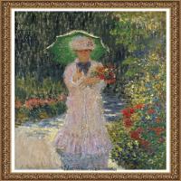 克劳德莫奈Claude Monet法国印象派画家绘画作品集莫奈名画高清图片 (259)